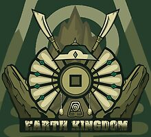 earth kingdom seal by carlson123