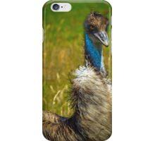 Emu iPhone Case/Skin