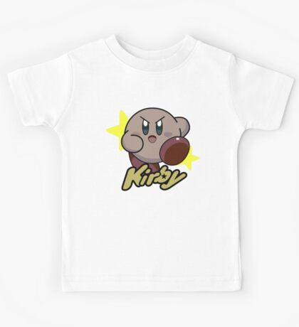 Kirby Nintendo Kids Tee