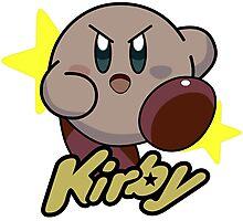 Kirby Nintendo Photographic Print