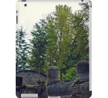 Train Engine iPad Case/Skin