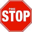 Pokemon Go Pokestop Sign by squidgun