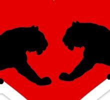 Tigers Sticker