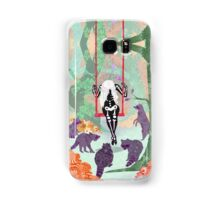 A Secret Garden Samsung Galaxy Case/Skin