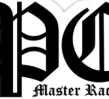 PC - Master Race Sticker