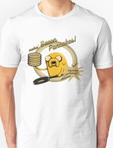 Makin Bacon Pancakes - Adventure Time Jake Unisex T-Shirt