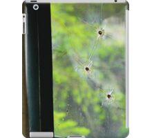Shots in the Window iPad Case/Skin