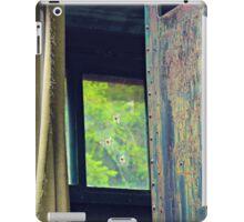 Window Shots iPad Case/Skin