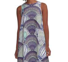 Up A-Line Dress