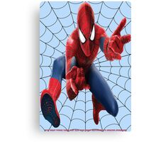 The Amazing Spider Man Canvas Print