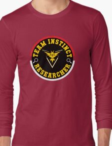 Pokémon Go - Team Instinct Researcher T-Shirt