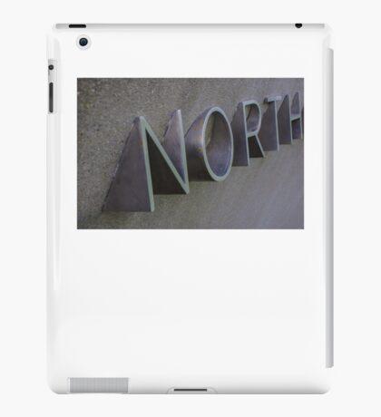 North iPad Case/Skin