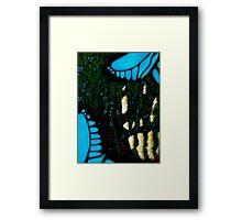 If Heaven Has Trees Framed Print