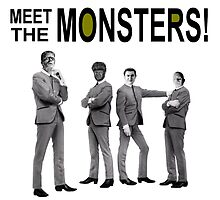 MEET THE MONSTERS by dgstudio
