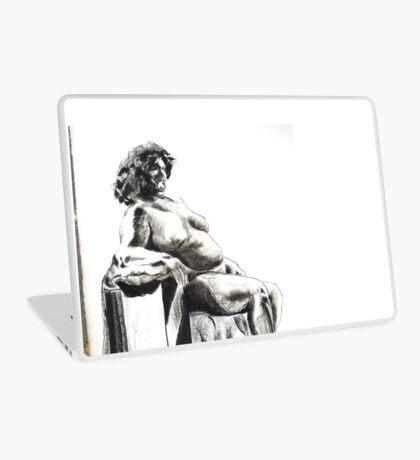 Shaman Woman Laptop Skin