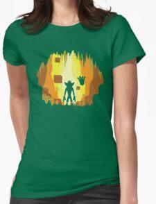 Wumpa World Womens Fitted T-Shirt