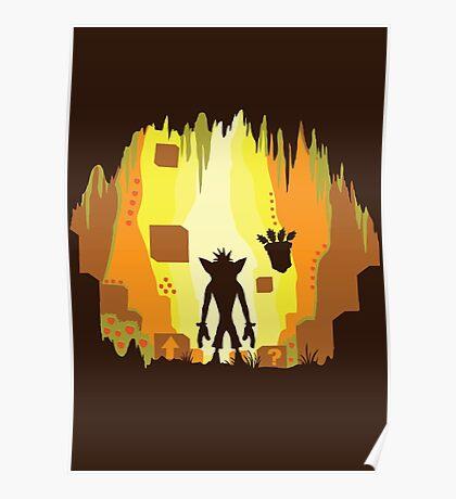 Wumpa World Poster