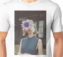Face Flower Unisex T-Shirt
