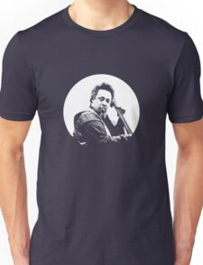 mingus portrait  (for dark background) Unisex T-Shirt