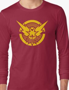 Instict Pokemon Long Sleeve T-Shirt