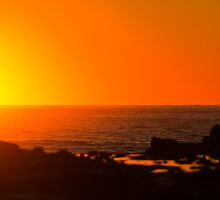 Sunrise from Avoca 2 by MitzPicz