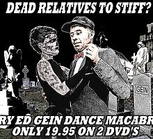 GEIN DANCE MACABRE by dgstudio