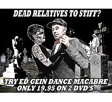 GEIN DANCE MACABRE Photographic Print
