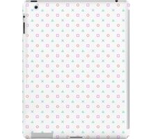 Playstation Pattern iPad Case/Skin