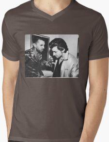 Miles Turner Mens V-Neck T-Shirt