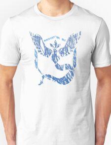 Team Mystic Scribble Unisex T-Shirt