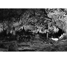 Carlsbad Caverns Study 12 Photographic Print