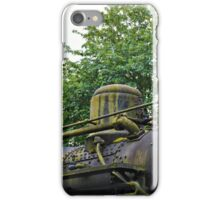 Locomotive Engine iPhone Case/Skin