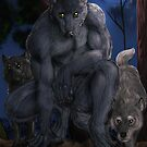 Alpha of the pack by Furiarossa