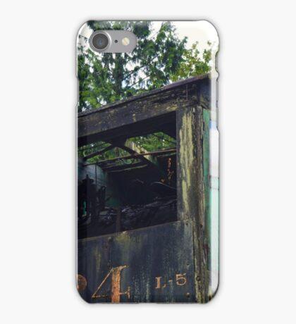 Train Car iPhone Case/Skin