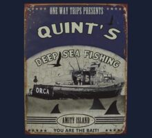 Quint's Deep Sea Fishing by Rebel Rebel
