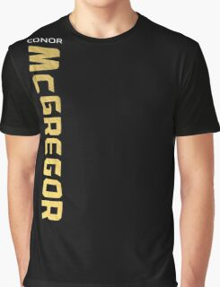 Conor McGregor Championship jersey Graphic T-Shirt