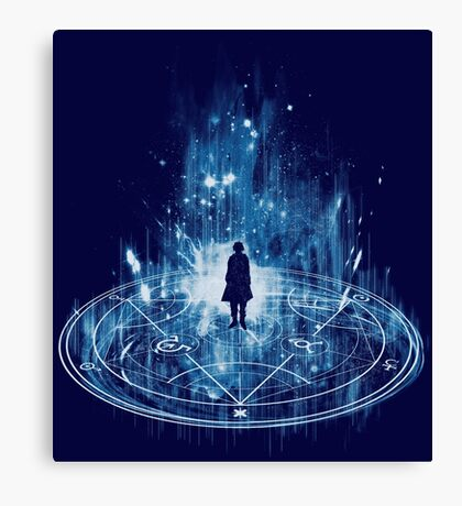 transmutation Canvas Print