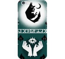 Magus runes iPhone Case/Skin
