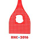 Trump Memento. RNC 2016.  by Alex Preiss