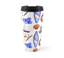 Sea Side Travel Mug