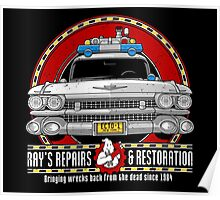 Ray's Repairs and Restoration Poster