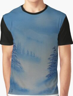 a winters day Graphic T-Shirt