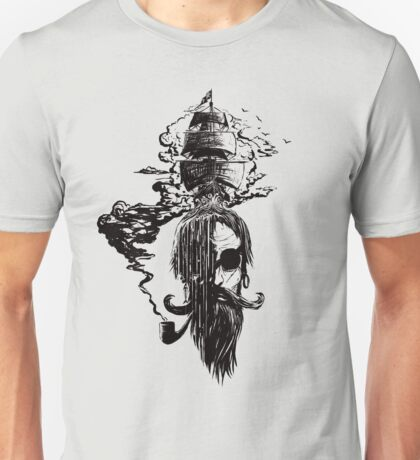 captain's dreams Unisex T-Shirt