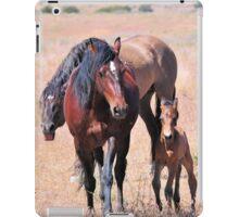 Newborn Foal's First Steps iPad Case/Skin