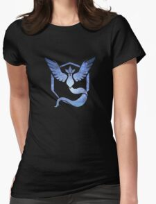 Frozen Womens Fitted T-Shirt
