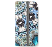 Melting Colors In Symmetry iPhone Wallet/Case/Skin
