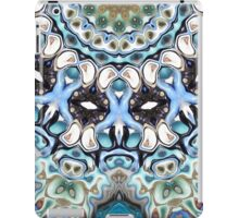 Melting Colors In Symmetry iPad Case/Skin