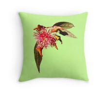 Eucalyptus Australis Throw Pillow