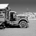 Salvation Mountain Truck by Larry3