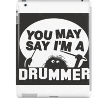 Drums iPad Case/Skin